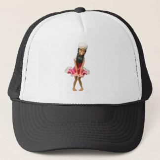 osama series trucker hat