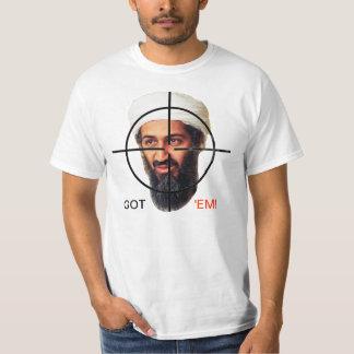 Osama Target - Got 'Em Shirt