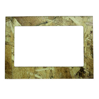 OSB Chip Board Plywood Magnetic Picture Frame