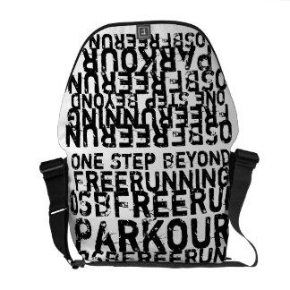OSBFreeRun Parkour/la bolsa de mensajero FreeRunni Bolsas Messenger