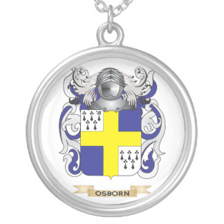 Osborn Coat of Arms (Family Crest) Jewelry