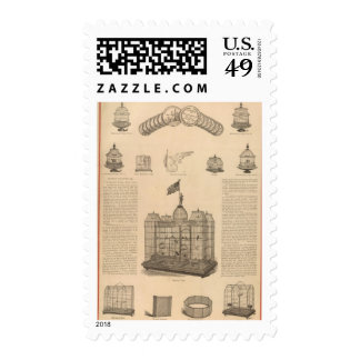 Osborn Manufacturing Company Stamps