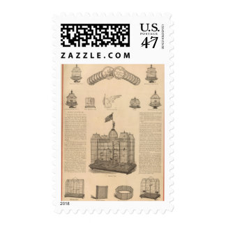 Osborn Manufacturing Company Timbres Postales