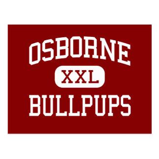 Osborne - Bullpups - Junior - Osborne Kansas Postcard