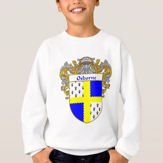 Osborne Coat of Arms (Mantled) Sweatshirt
