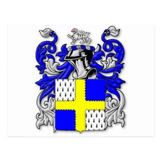 Osborne Coat of Arms Postcard