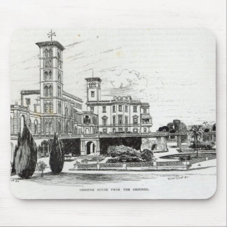 Osborne House from the Grounds Mouse Pad