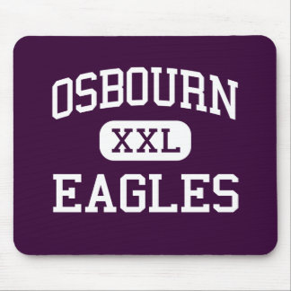 Osbourn - Eagles - High School - Manassas Virginia Mouse Pad