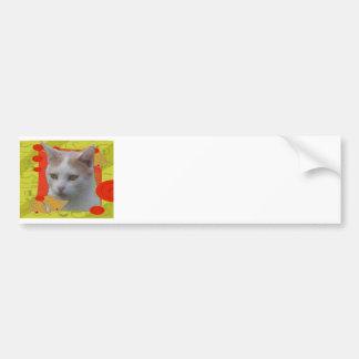 Oscar Bumper Sticker