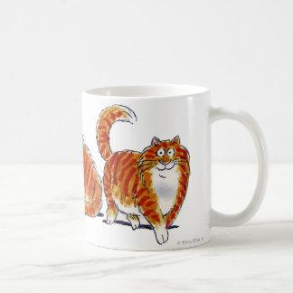 """Oscar"" Cat Mug"