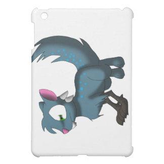 Oscar Chinchilla Cat Bird Dragon Hybrid Case For The iPad Mini