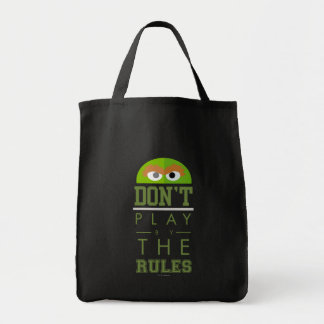 Oscar Don't Play by Rules Bags