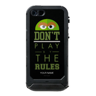 Oscar Don't Play by Rules Incipio ATLAS ID™ iPhone 5 Case