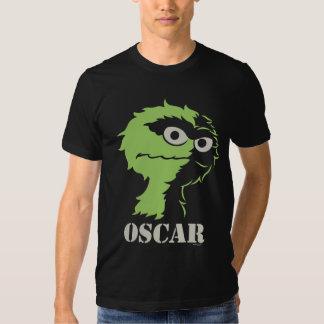 Óscar el Grouch medio Poleras