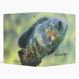 Oscar Fish Vinyl Binders
