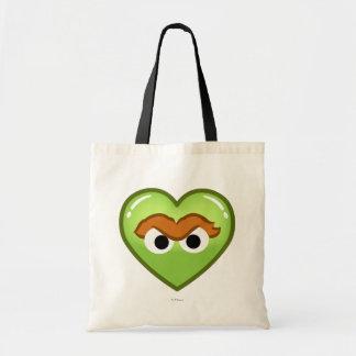 Oscar Heart Tote Bag