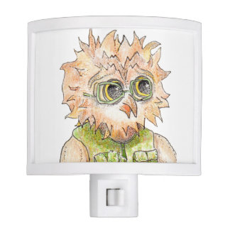 Oscar Owl Night Light