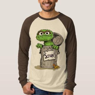 Óscar que el Grouch Scram Camisas