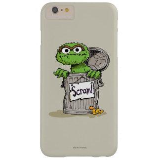 Óscar que el Grouch Scram Funda De iPhone 6 Plus Barely There