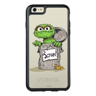 Óscar que el Grouch Scram Funda Otterbox Para iPhone 6/6s Plus