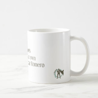 Oscar Romero Mug