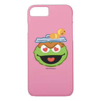 Oscar Smiling Face with Heart-Shaped Eyes iPhone 7 Case
