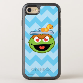 Oscar Smiling Face with Heart-Shaped Eyes OtterBox Symmetry iPhone 7 Case