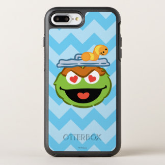 Oscar Smiling Face with Heart-Shaped Eyes OtterBox Symmetry iPhone 7 Plus Case