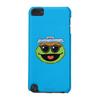 Oscar Smiling Face with Sunglasses iPod Touch (5th Generation) Cover