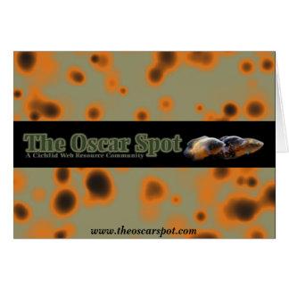 Oscar Spots Card