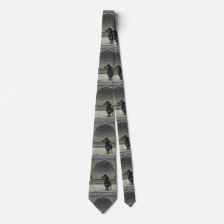Oscar the Great Neck Tie