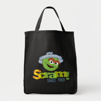 Oscar the Grouch 1969 Tote Bag