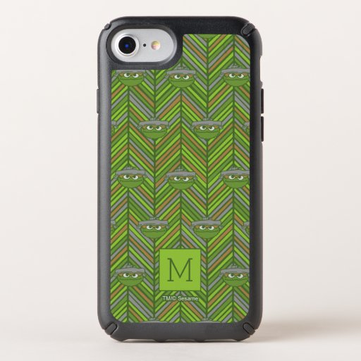 Oscar the Grouch | 80's Throwback Pattern Speck iPhone Case