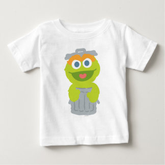 Oscar the Grouch Baby Baby T-Shirt