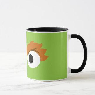 Oscar the Grouch Big Face Mug