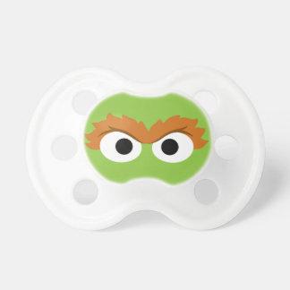 Oscar the Grouch Big Face Pacifier