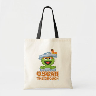Oscar the Grouch Classic Style Tote Bag