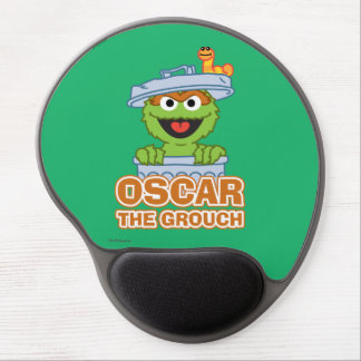 Oscar the Grouch Classic Style Gel Mouse Pad