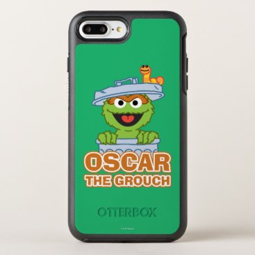 Oscar the Grouch Classic Style OtterBox Symmetry iPhone 8 Plus/7 Plus Case