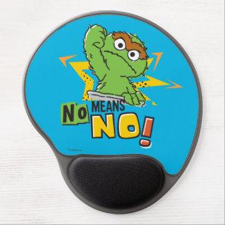 Oscar the Grouch Comic Gel Mouse Pad