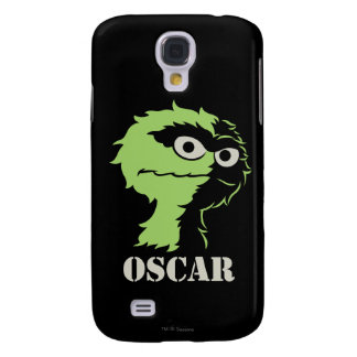 Oscar the Grouch Half Galaxy S4 Cover