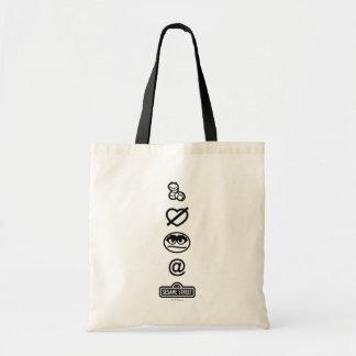 Oscar the Grouch Icons Bag