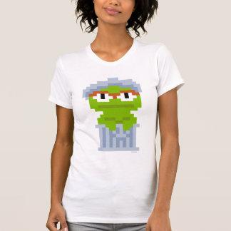 Oscar the Grouch Pixel Art Shirt
