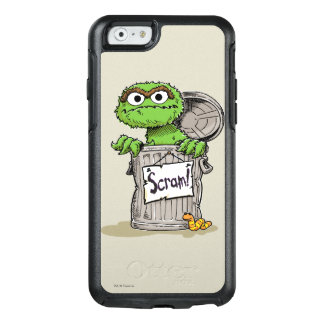 Oscar the Grouch Scram OtterBox iPhone 6/6s Case
