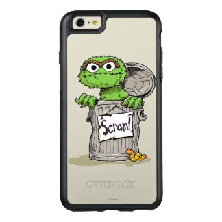 Oscar the Grouch Scram OtterBox iPhone 6/6s Plus Case