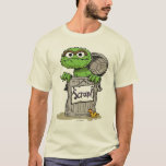 "Oscar the Grouch Scram T-Shirt<br><div class=""desc"">Oscar the Grouch wants everyone to scram!       � 2014 Sesame Workshop. www.sesamestreet.org</div>"