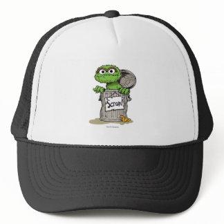 Oscar the Grouch Scram Trucker Hat