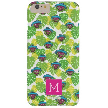 Oscar the Grouch | Tropical Pattern Barely There iPhone 6 Plus Case