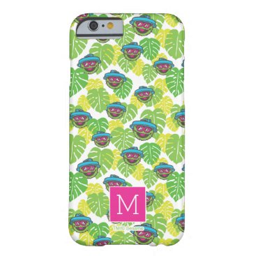 Oscar the Grouch | Tropical Pattern Barely There iPhone 6 Case