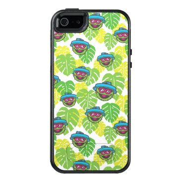 Oscar the Grouch | Tropical Pattern OtterBox iPhone 5/5s/SE Case
